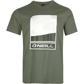 O'Neill Flag Wave SS Shirt Men agave green